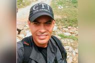 Sergio Medina Vergara, agente barranquillero del CTI en Valledupar
