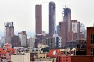 Panorámica de varios conjuntos residenciales ubicados en el norte de Barranquilla.