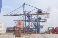 Terminal de Contenedores de Cartagena.