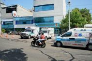 Frente de la clínica  Laura Daniela, ubicada en el norte  de Valledupar.