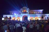 Imagen de la quinta edición del Festival de Jazz de Santa Cruz de Mompox.