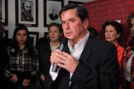 Juan Fernando Cristo, precandidato presidencial por el Partido Liberal.