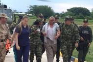 En julio de 2015 fue liberado el ganadero Luis Zárate, quien estuvo dos días en poder del ELN, tras ser secuestrado en una finca de su propiedad en Codazzi.