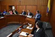 El gobernador Verano explica ante el Comité de Ordenamiento Territorial los argumentos jurídicos para constituir la RAP.