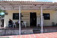 La familia Vanegas Ramírez espera la llegada del cadáver del niño en su hogar del barrio Villate.