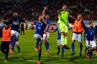 Selección de Italia. Imagen de referencia.