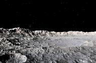 La Luna. Imagen de referencia.