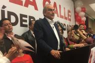 Humberto de la Calle, candidato presidencial del liberalismo al ganar la consulta interna este domingo