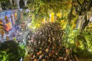 Edición anterior del Hay Festival Cartagena de Indias.