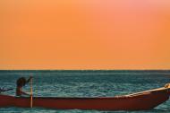 Imagen promocional del corto 'El último pescador de Taganga'.