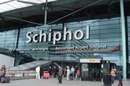 Aeropuerto de Amsterdam-Schiphol.