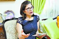 Hilda Hernández, fallecida.