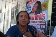 Luz Divina Cabarcas, madre de Gabriela Andrea Romero.