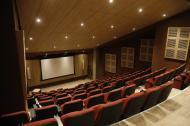 Teatro del Centro Cultural de la Uniatlántico.