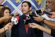 Exfiscal Luis Gustavo Moreno.