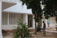 Fachada del Codeba, en donde se volverá a dictar clases después de 45 años.