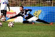 José Luis Chunga, capitán del equipo B de Junior, ha sido el más destacado en los partidos de la Liga.