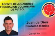 Juan de Dios Perdomo Bonilla, asesinado en el norte de Barranquilla, portaba un carné de la FCF.