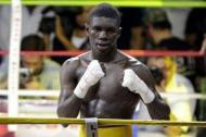 El pegador antioqueño Yuberjen Martínez ganó en su última pelea ante el cubano Jorge Griñán en Soledad.