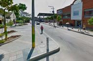 Calle 104 con carrera 13 del barrio La Paz.