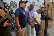 Policía desmantela red criminal dedicada al tráfico de migrantes.