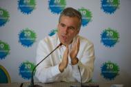 El presidente de Naturgas, Orlando Cabrales.