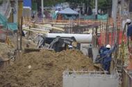 Para las obras de canalización de arroyos también fueron aprobadas vigencias futuras.