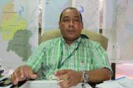 Olaff Puello, director de la Corporación Autónoma Regional del Canal del Dique, capturado.