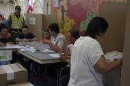 Los sufragantes podrán asistir a las urnas desde las 8:00 a.m hasta las 4 p.m.