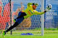 El paisa David Ospina jugará su segundo Mundial.