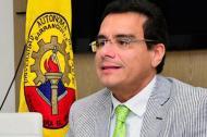 Ramsés Vargas, exrector de la Universidad Autónoma del Caribe.