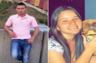 Deiner Tarazona, de 24 años y Angie Zaray Carrascal Torrado, de 19 años.