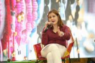 Sandra Devia, gobernadora (e) de Córdoba.