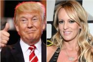 Donald Trump y Karen McDougal.