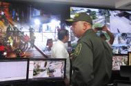 El coronel Luis Hernán Vallejo Gustín aseguró que esta herramienta de trabajo es fundamental para contrarrestar el accionar delictivo en Sincelejo.