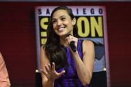 Gal Galdot conversó con los asistentes al Comic- con sobre la próxima película de La Mujer Maravilla.