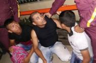 Los supuestos ladrones fueron detenidos por estudiantes y el cuerpo de vigilancia de la Universidad.