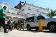 Clínica San Ignacio hasta donde fue trasladada la víctima del ataque sicarial.