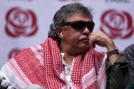 'Jesús Santrich', exjefe guerrillero de las Farc.