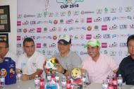 El nuevo torneo de fútbol de escuelas fue presentado esta mañana en las instalaciones del restaurante 'Che Boludo'.