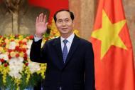Tran Dai Quang, presidente de Vietnam, fallecido este viernes.