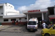 Tras el supuesto robo de la criatura, la mujer fue trasladada al hospital Niño Jesús, pero pidió salida voluntaria.