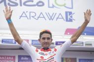 El ciclista colombo-español Óscar Sevilla, del Team Medellín.
