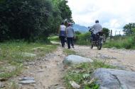 El empréstito se utilizaría en parte para la construcción de vías terciarias en el municipio del Cesar.