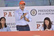 El presidente Duque.