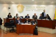 Audiencia pública sobre la adhesión de Colombia a la Ocde.