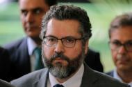 Ernesto Araújo, nuevo canciller de Brasil.