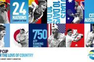 """El lema de la competición será """"por el amor a tu país""""."""