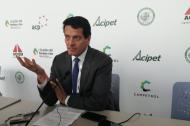Felipe Bayón, presidente de Ecopetrol.