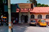 Castro fue trasladado hasta el Hospital de Barranquilla donde recibe atención médica.
